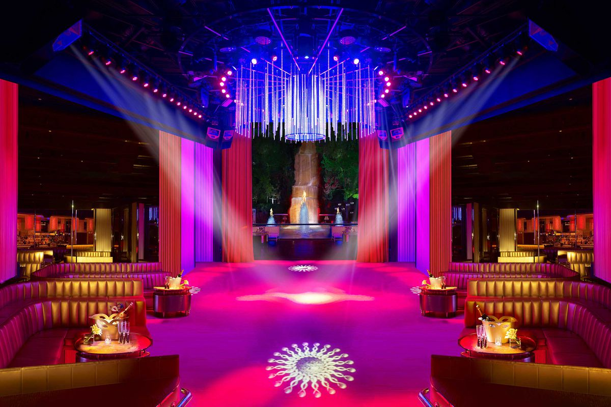 Intrigue Nightclub Closes At Wynn This Weekend Eater Vegas