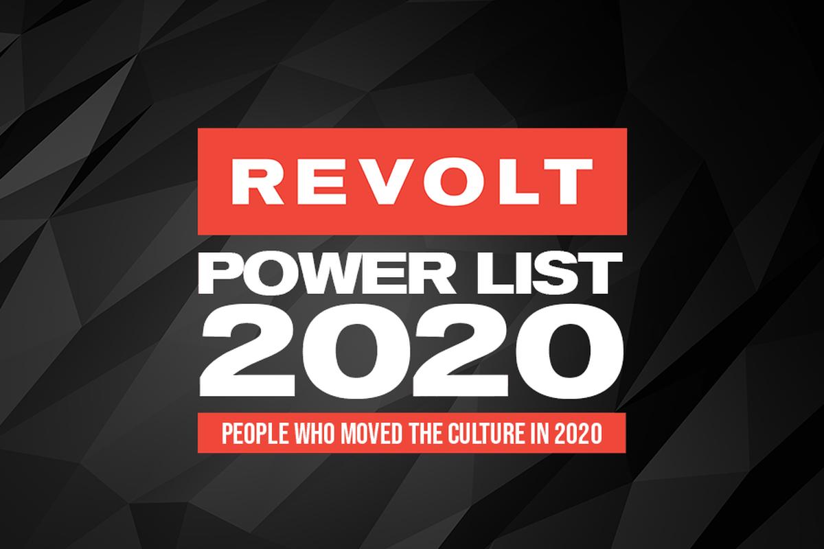REVOLT Power List