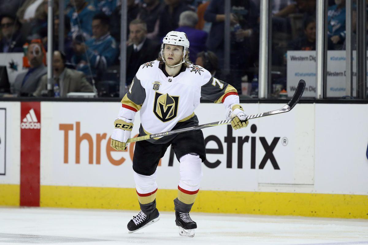 Vegas Golden Knights v San Jose Sharks - Game Four