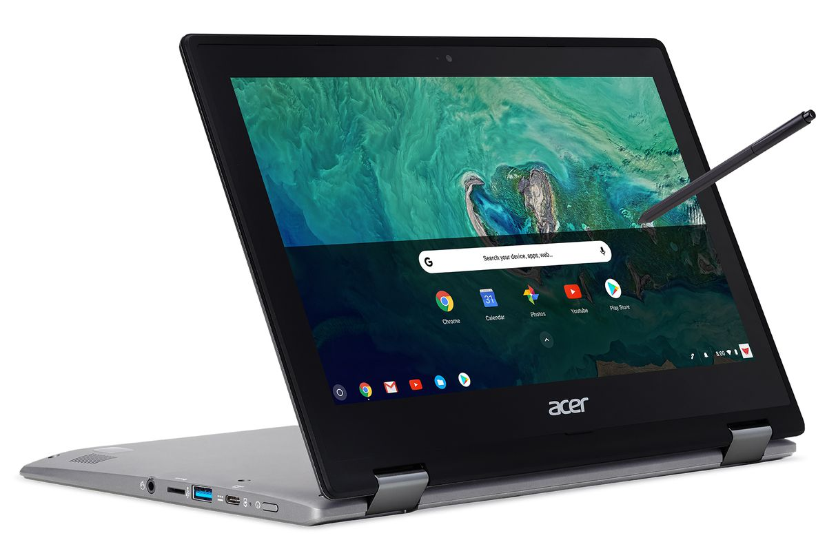 Acer Chromebook Spin 11 Convertible Notebook Unveiled From $349