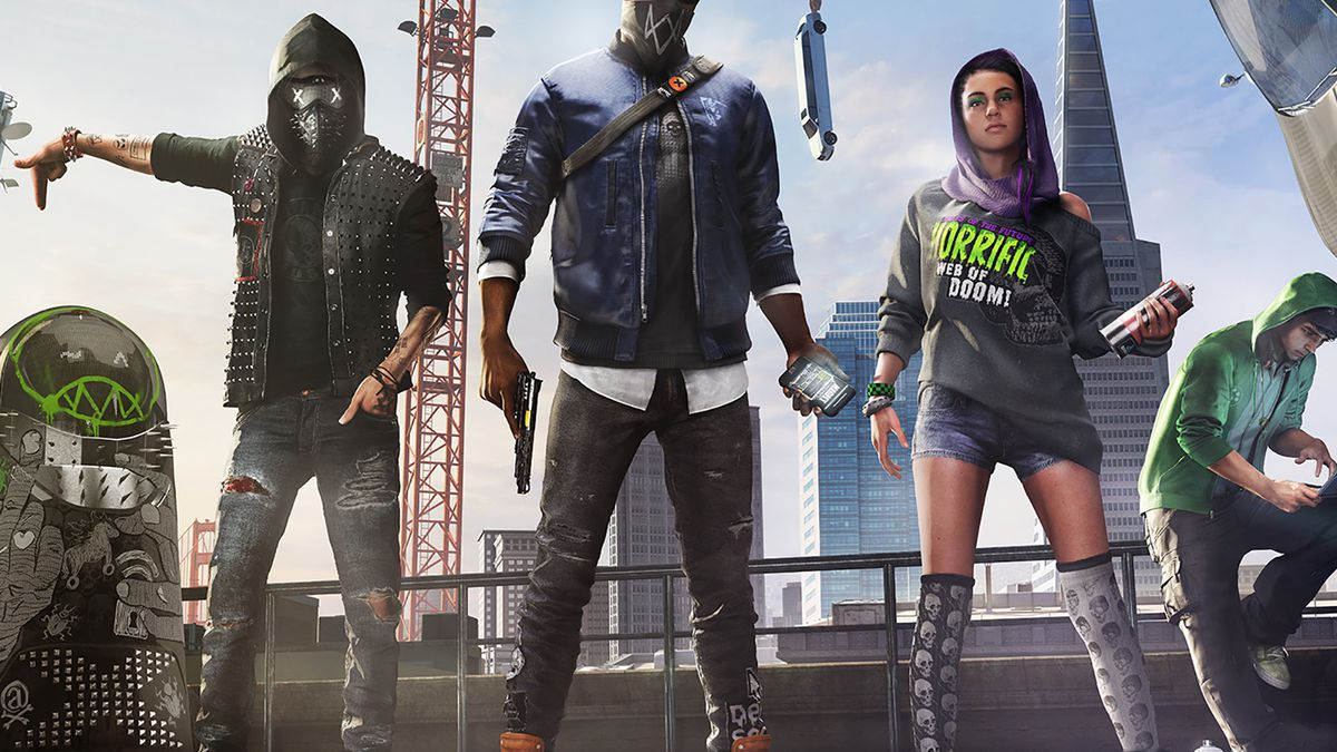 Watch Dogs Review Score