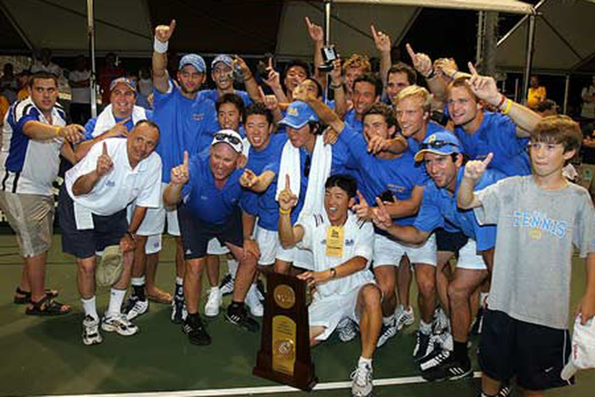 Will we see this scene again this year?  Or will Westwood have to wait another year for a men's NCAA title?