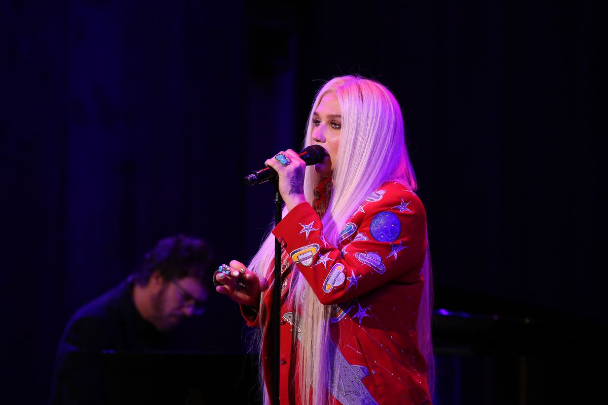 Kesha, Katy Perry, and the dilemma of party-girl pop stars