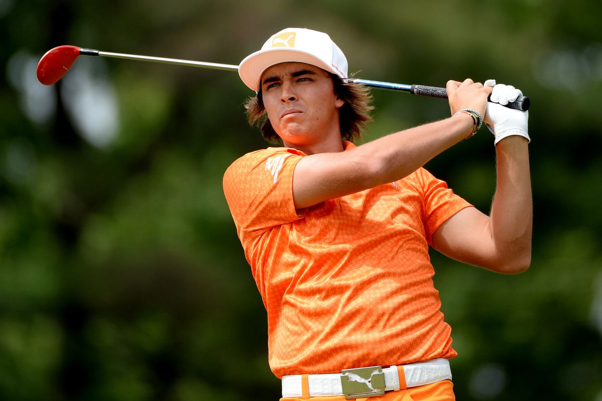 The Real Reason Rickie Fowler Wears Orange On Sundays