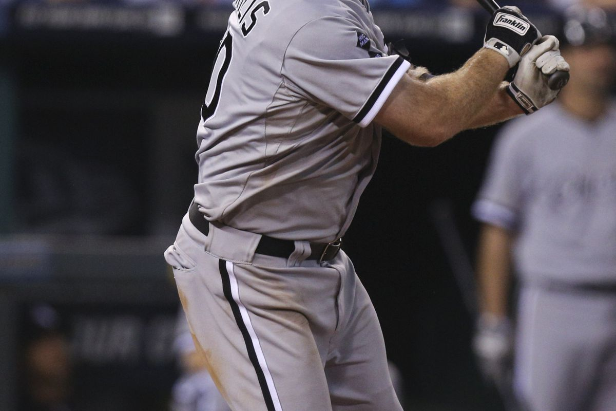 Kevin Youkilis extended his RBI streak to eight games, and this one really counted.