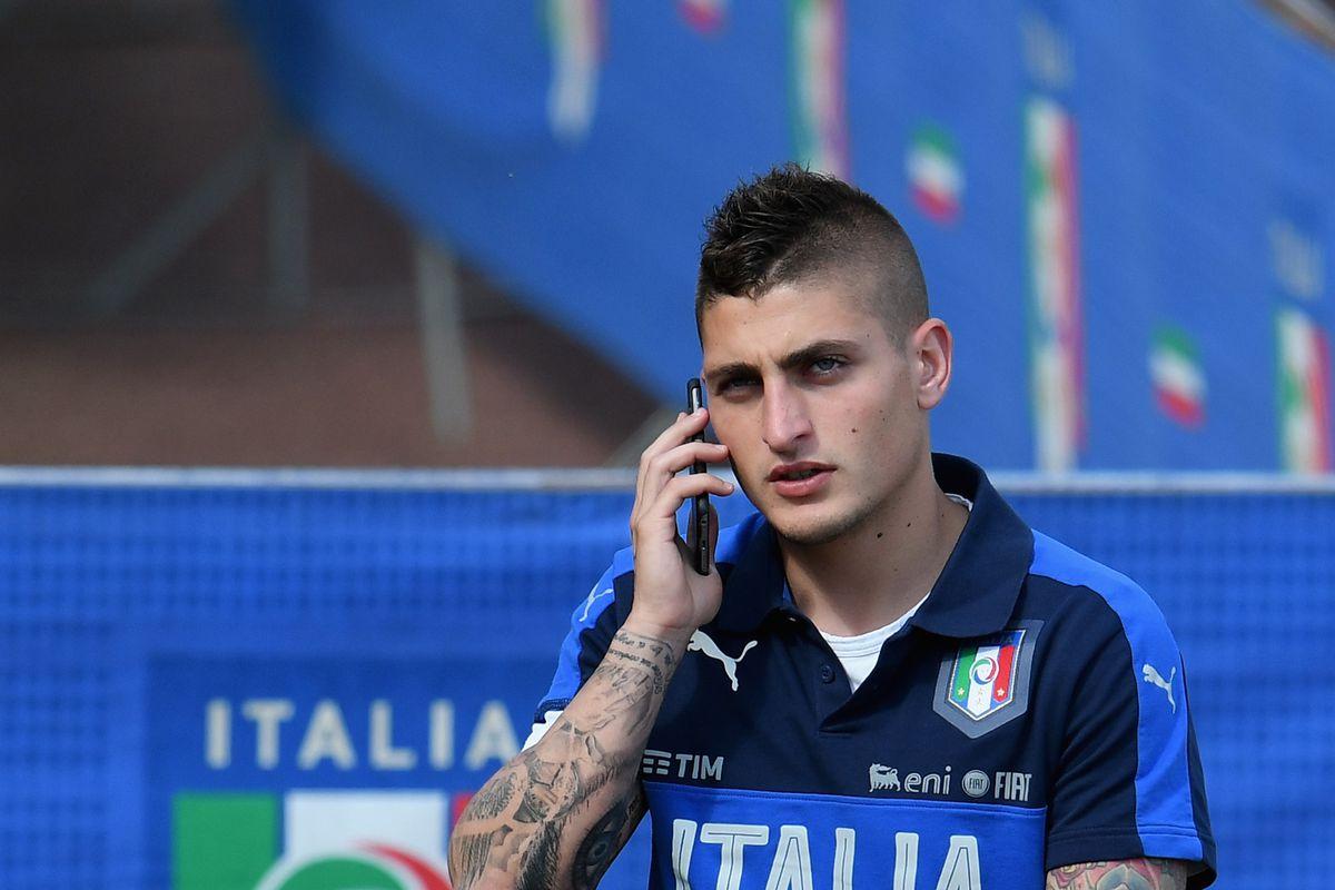 Verratti agent hints at Juventus move