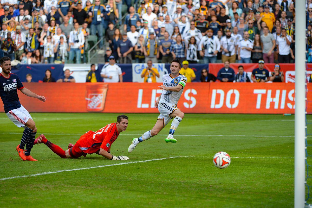 2014 MLS Cup - New England Revolution v Los Angeles Galaxy