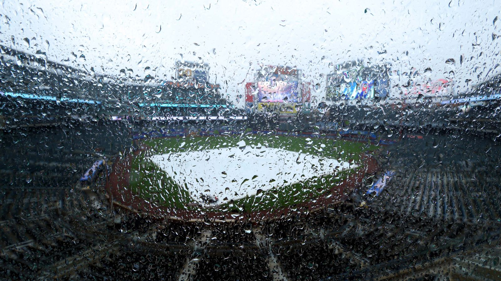 Braves and Mets get rained out - Talking Chop