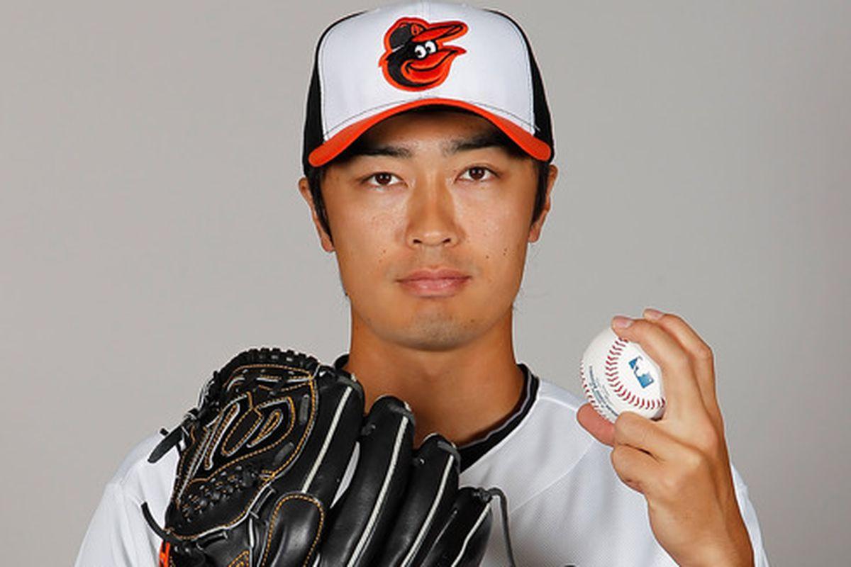 Tsuyoshi Wada was OK today!