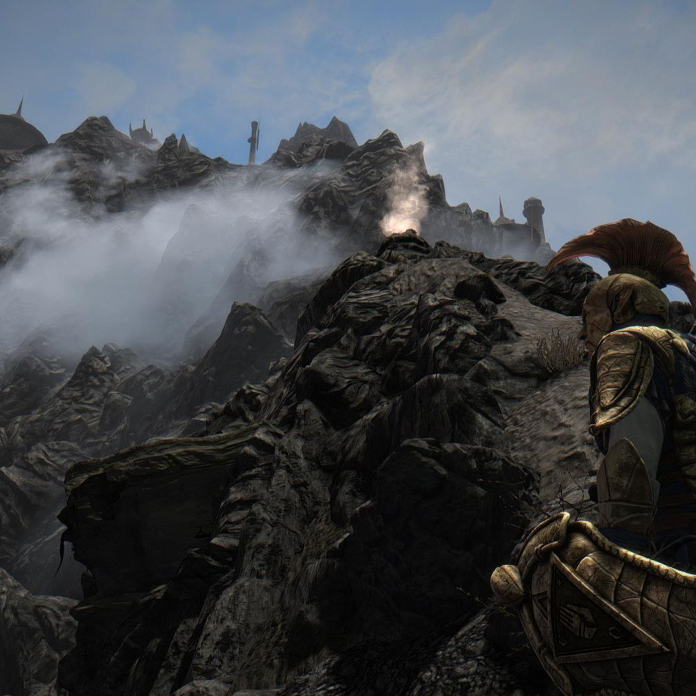 Skywind, the fan project to rebuild Morrowind inside Skyrim, gets a