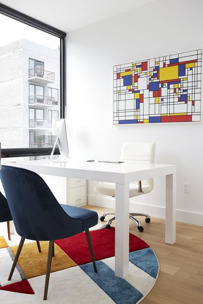 Apartment Room Count new long island city rental 'huis24' takes inspiration from area's