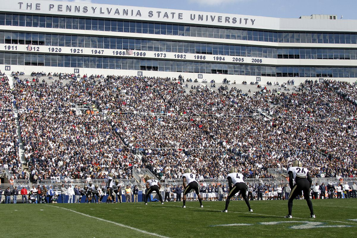 Purdue v Penn State