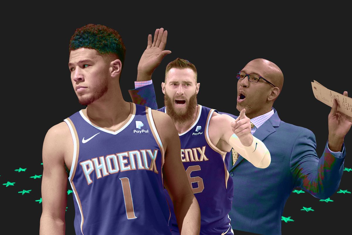 Phoenix Suns The Phoenix Suns are nothing special - SBNation.com