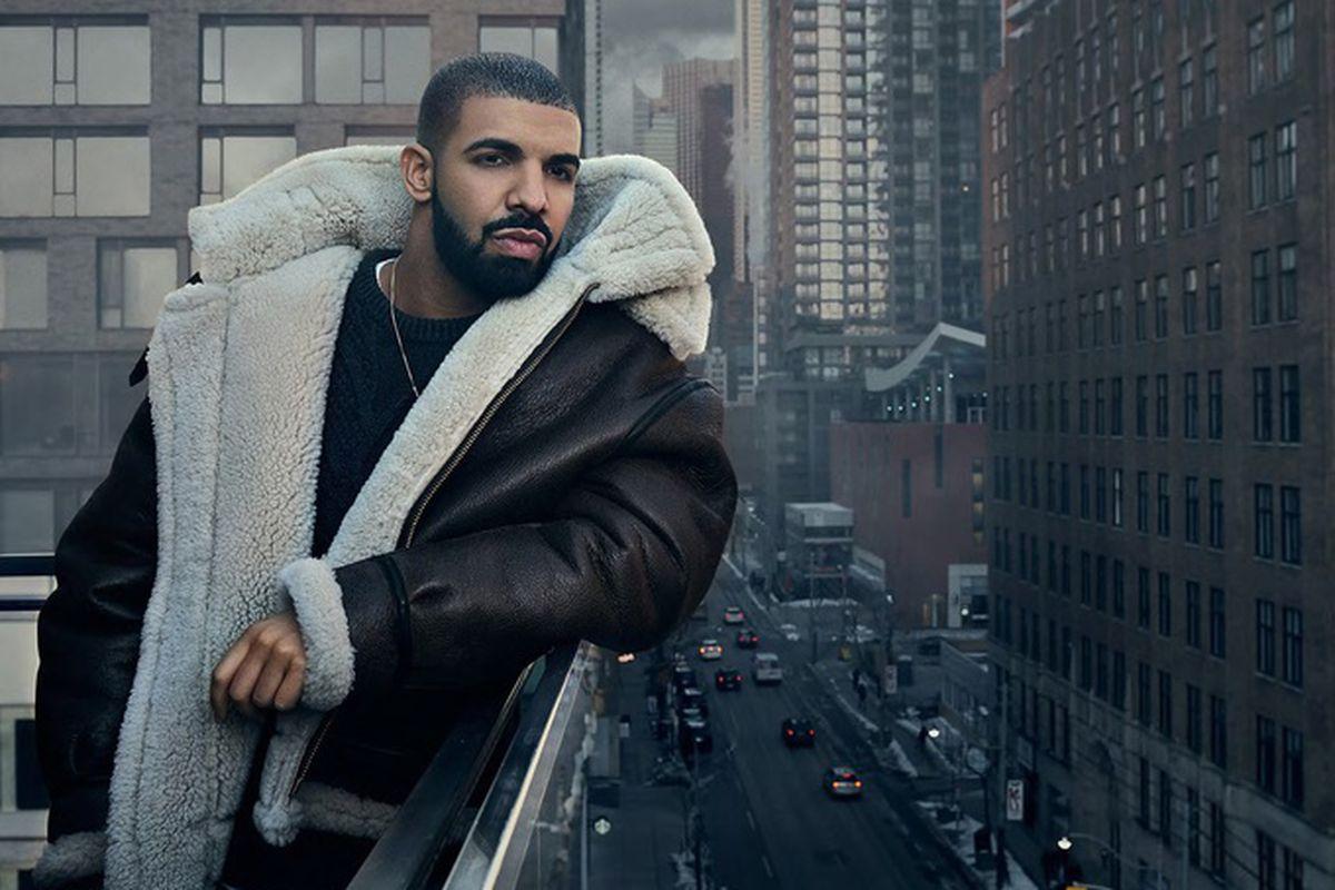 Drake's Views digital booklet. Photo: Views