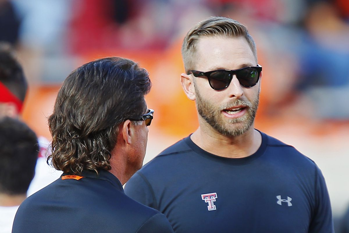Arizona Cardinals Announce Kliff Kingsbury As New Head Coach