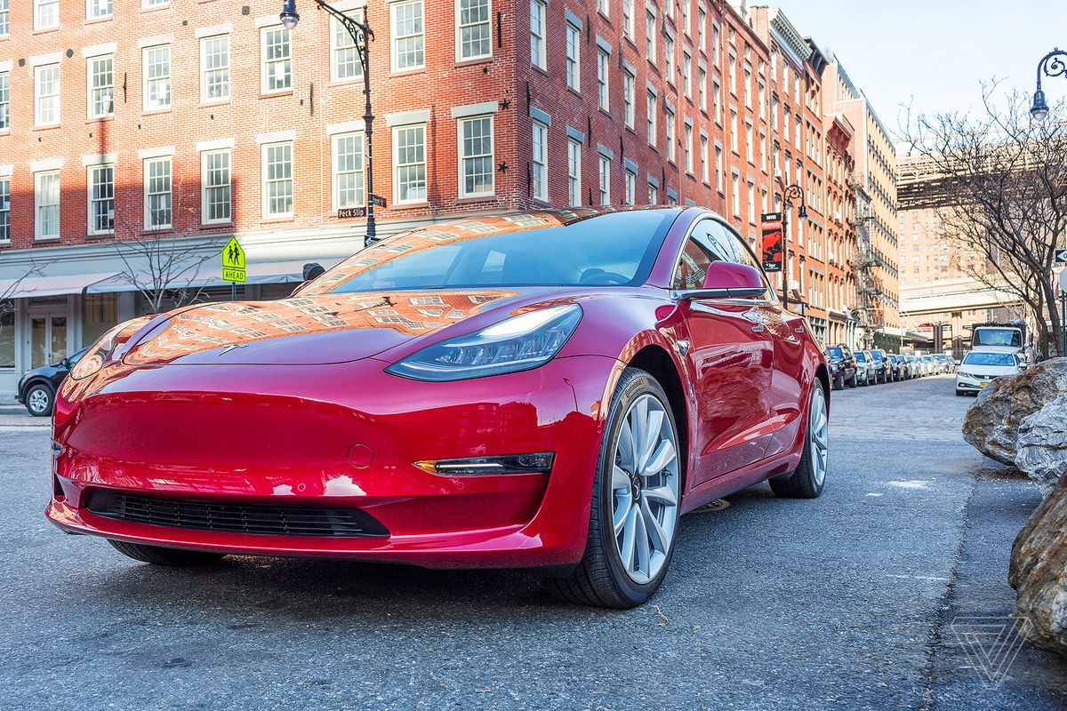 Tesla Model  Updates Coming After Consumer Reports Found Big Flaws Model S Braking Distance Was Was Far Worse Than Any Contemporary Car Weve Tested