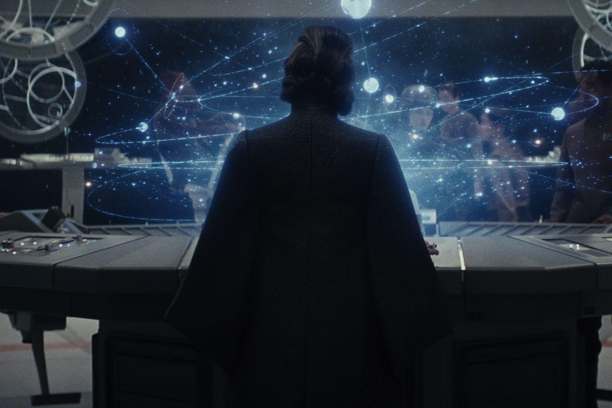 Star Wars: The Last Jedi - General Leia