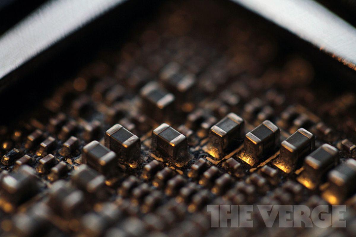 Circuit Board (Verge Stock)