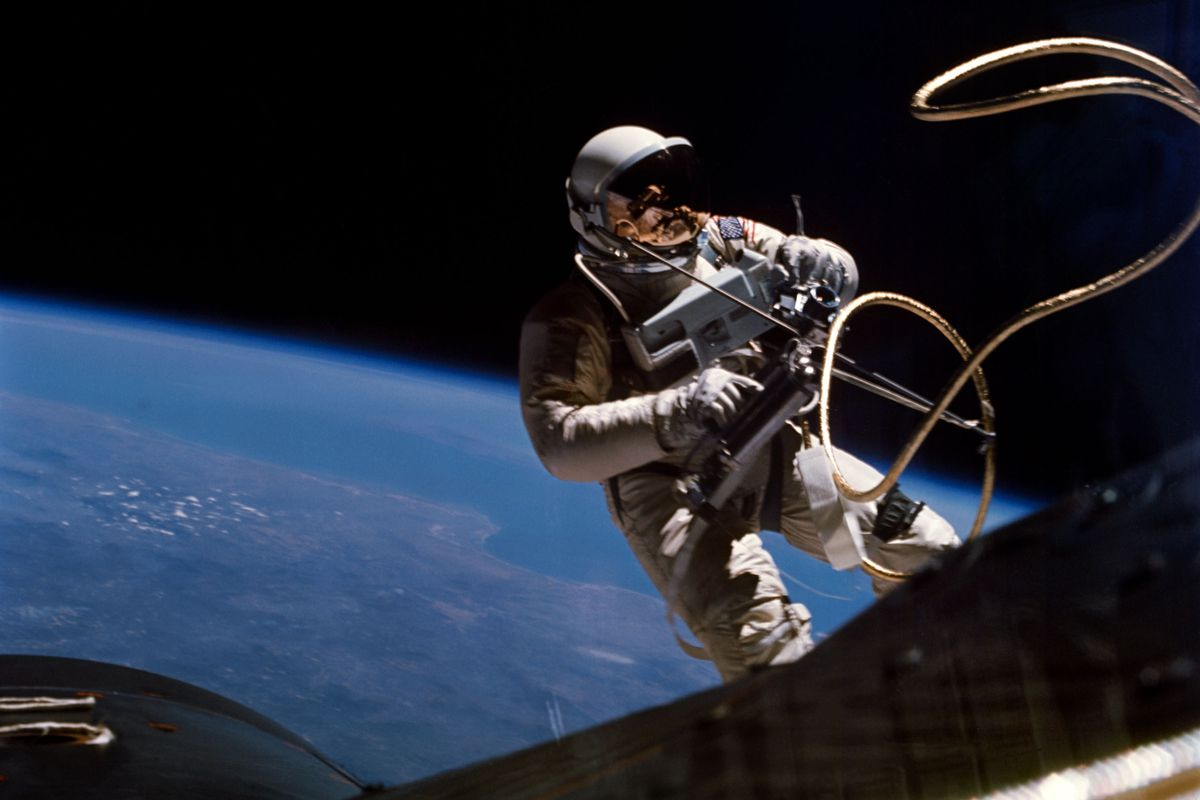 TV's role in the moon landing — and moon landing conspiracy
