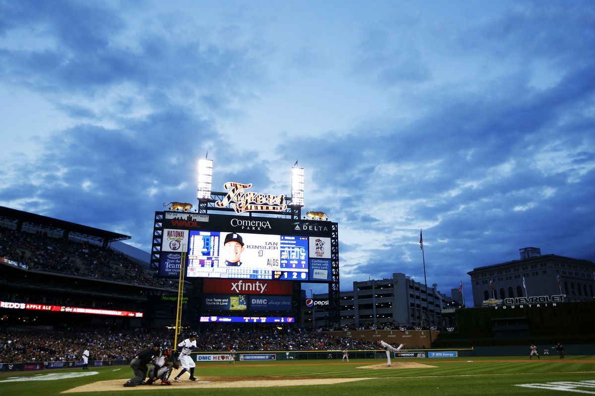 Why Im A Fan Of The Detroit Tigers Bless You Boys