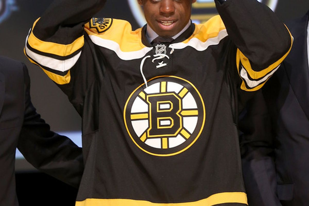 Bruins Sign Goaltender Malcolm Subban To Entry Level Contract