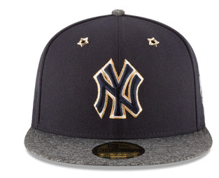 003c6751b08 The All-Star Game hat is a lot more subtle than it has been in recent  years. They use some Padres coloring to accent the logo and a color scheme  that fits ...