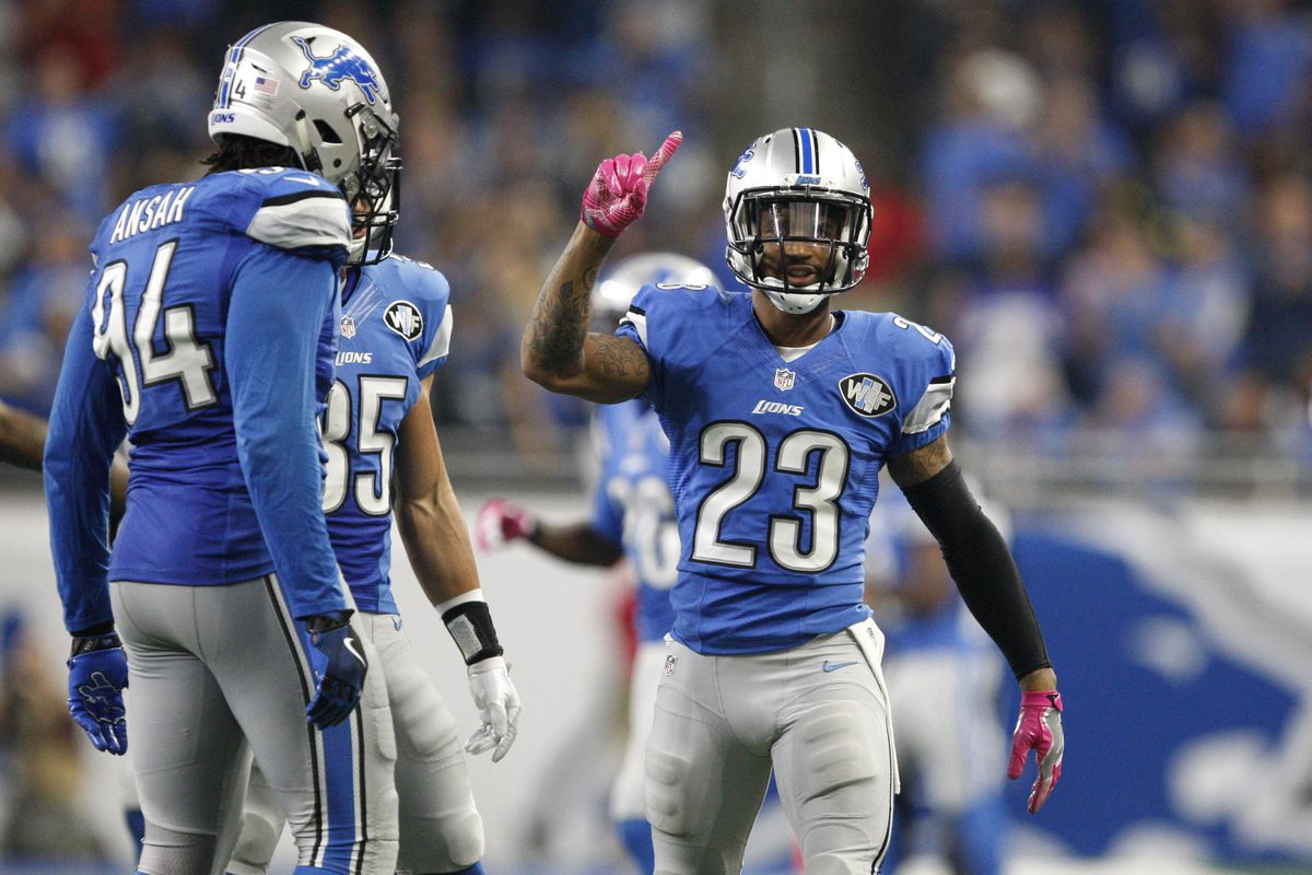 Madden NFL 18 ratings: Top 10 players for the Detroit Lions