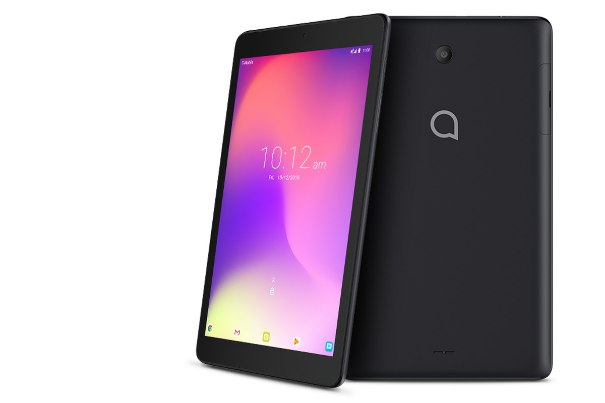 Alcatel's newest budget tablet is designed to be left with