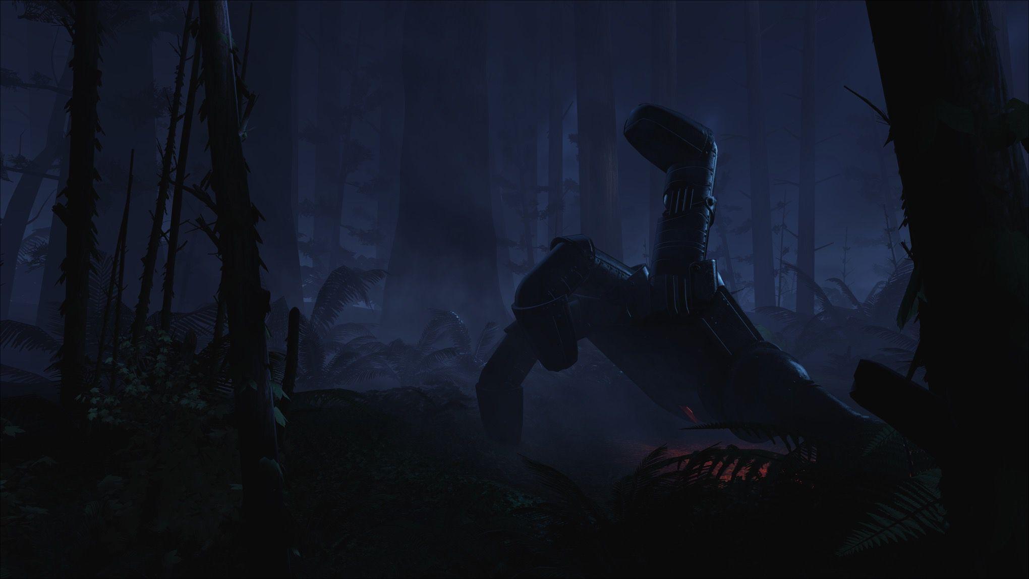 Lost screenshot (OCULUS)