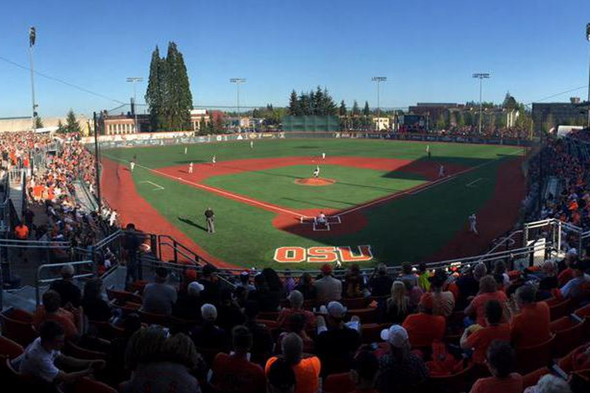 It will be another beautiful day for a ball game at Goss today. Can the Beaver bats avoid being ugly yet again?