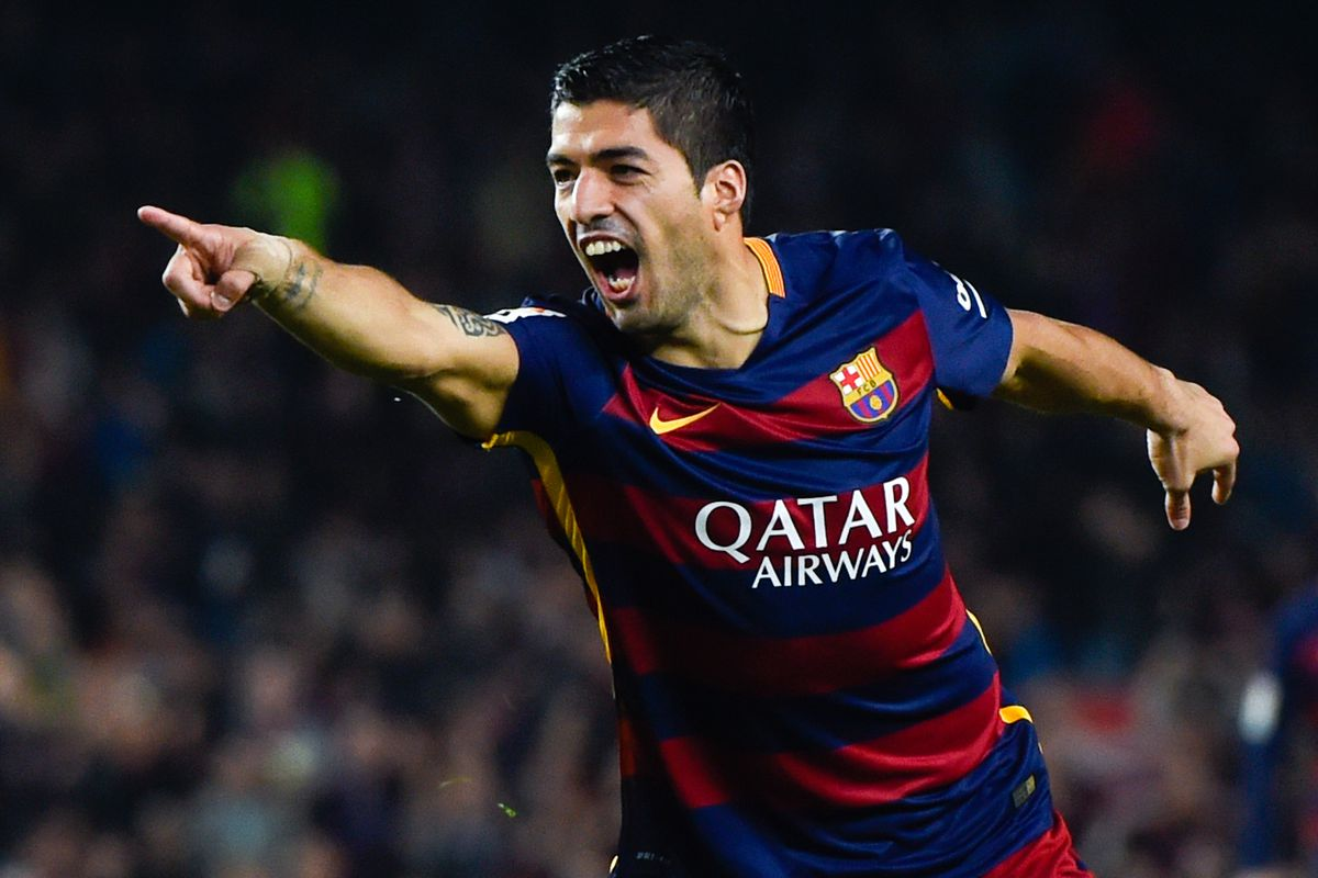 Hat trick for Luisito