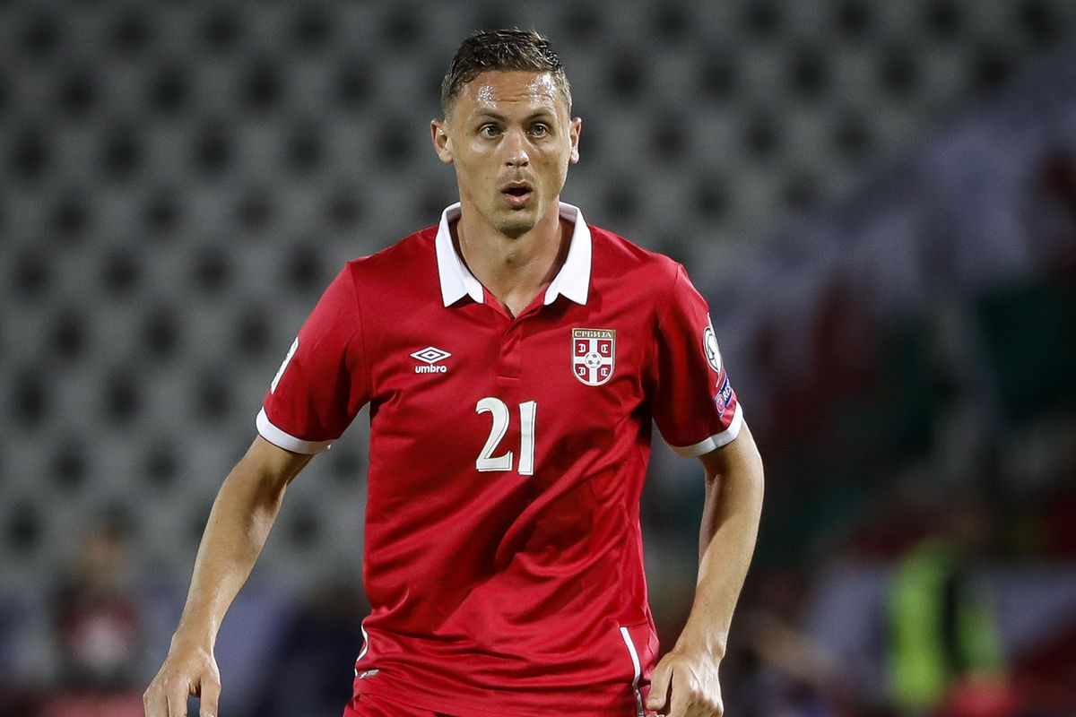 Juventus join chase for Nemanja Matic