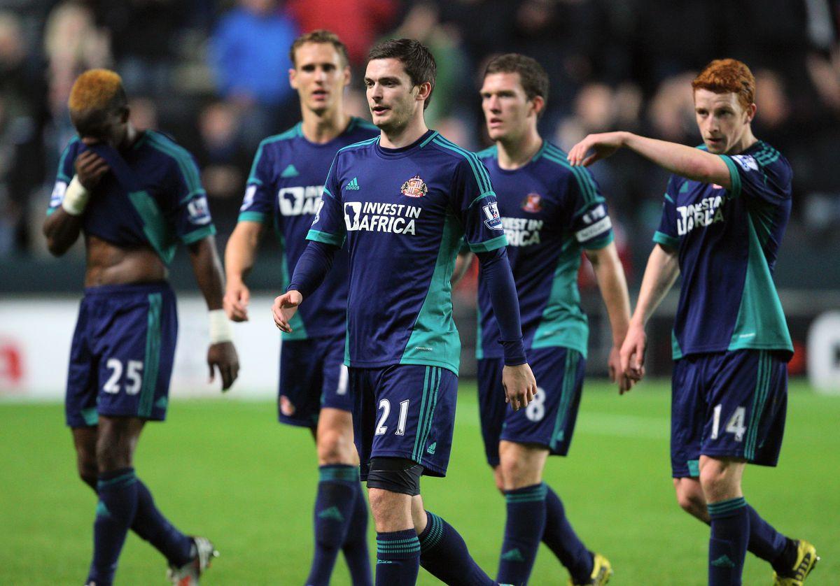 Soccer - Capital One Cup Third Round - Milton Keynes Dons v Sunderland