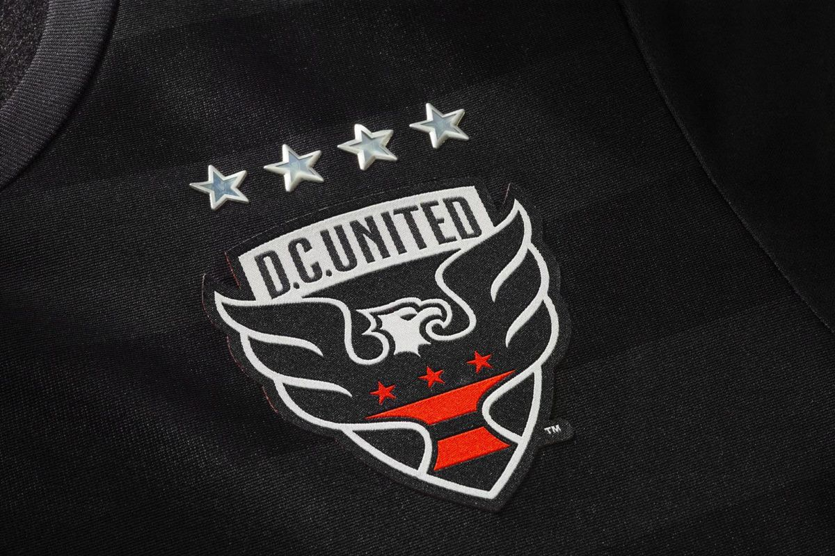 sports shoes 4bed8 e4eeb The first glimpse at D.C. United's 2016 jersey - Black And ...