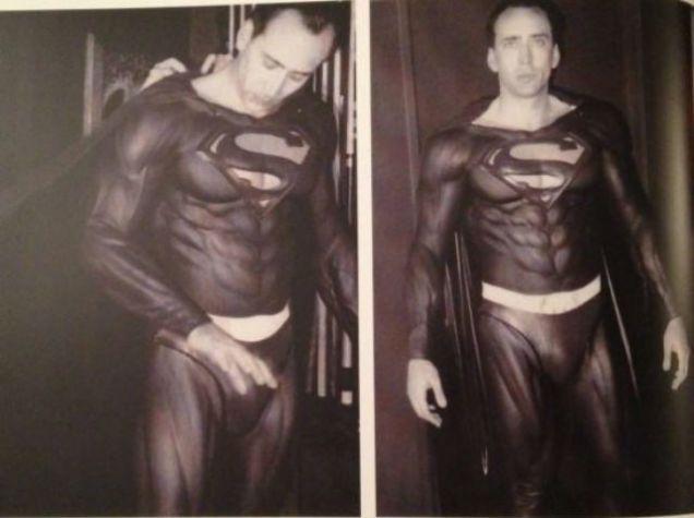 Superman Nicolas Cage 2