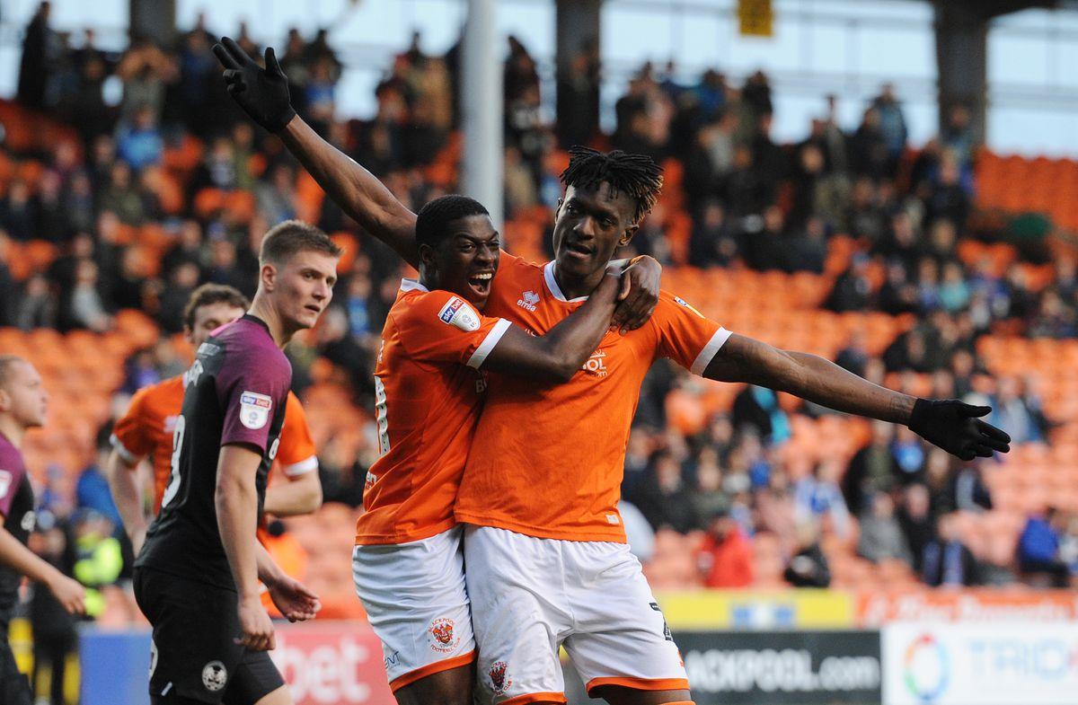 Blackpool v Peterborough United - Sky Bet League One