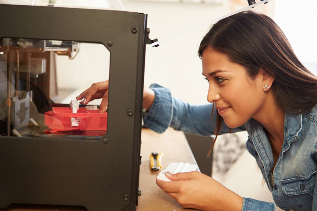 3-D Printer Sales to Double Next Year