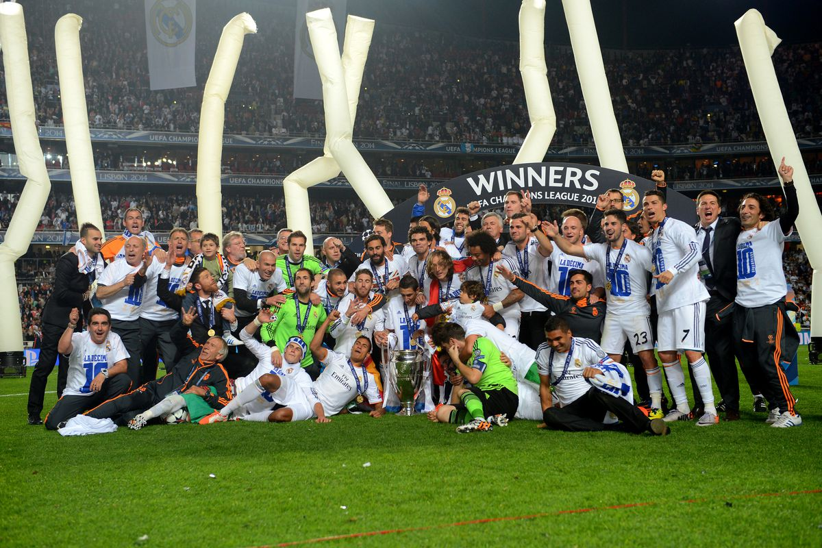 2014 Champions League Final Real Madrid Vs Atletico Player Ratings