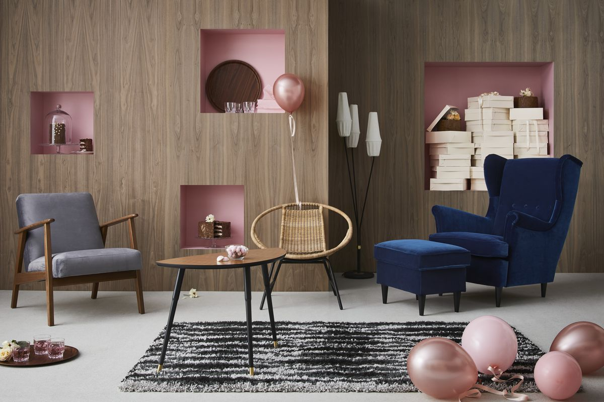 Ikea Launching Vintage Collection Starting In August Curbed