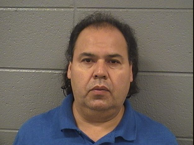 Javier Medina faces a court hearing on Tuesday after spending months behind bars for a 2005 warrant. | Cook County Jail photo