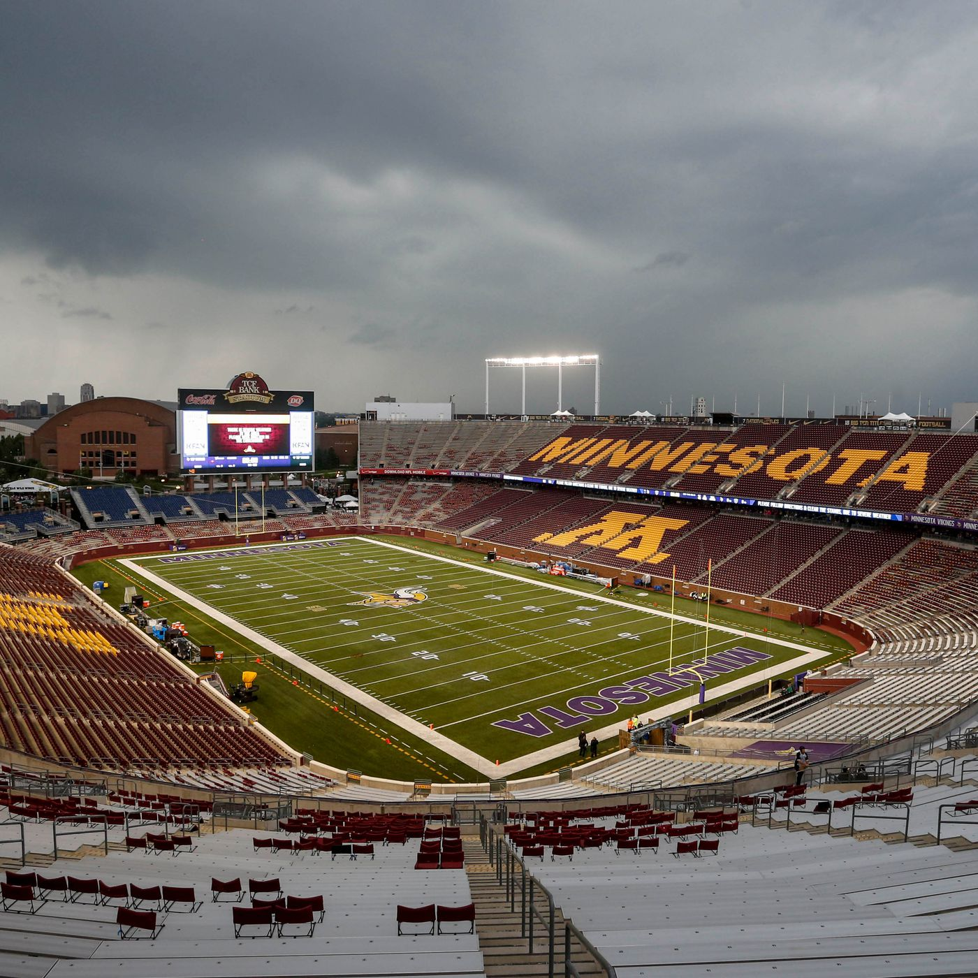 A Rundown of MN United s New Temporary Digs TCF Bank Stadium E Pluribus Loonum