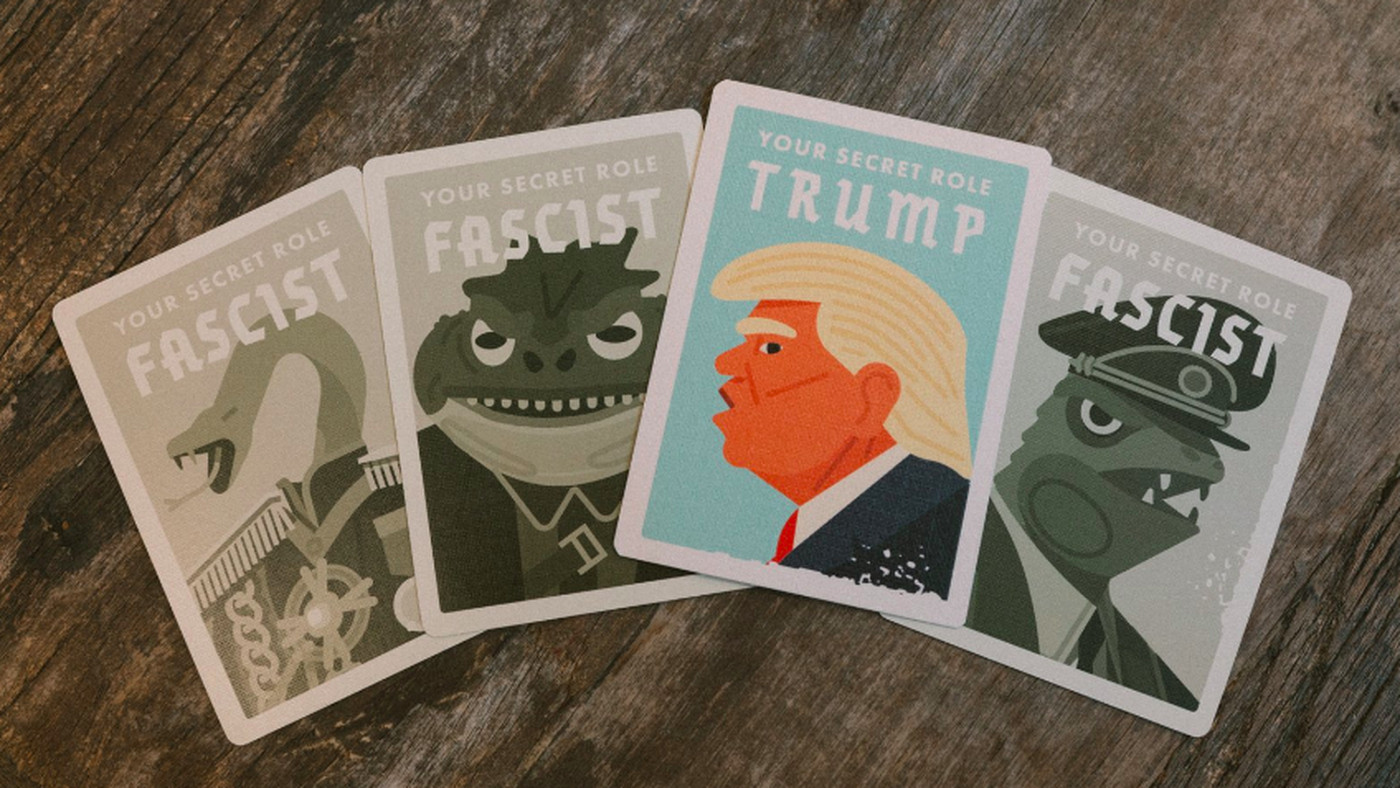 Secret Hitler makers ship their game to every U S  senator - Polygon