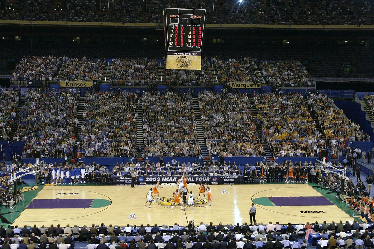 Which Final Four Sites Would Be Best For Su To Return To Through