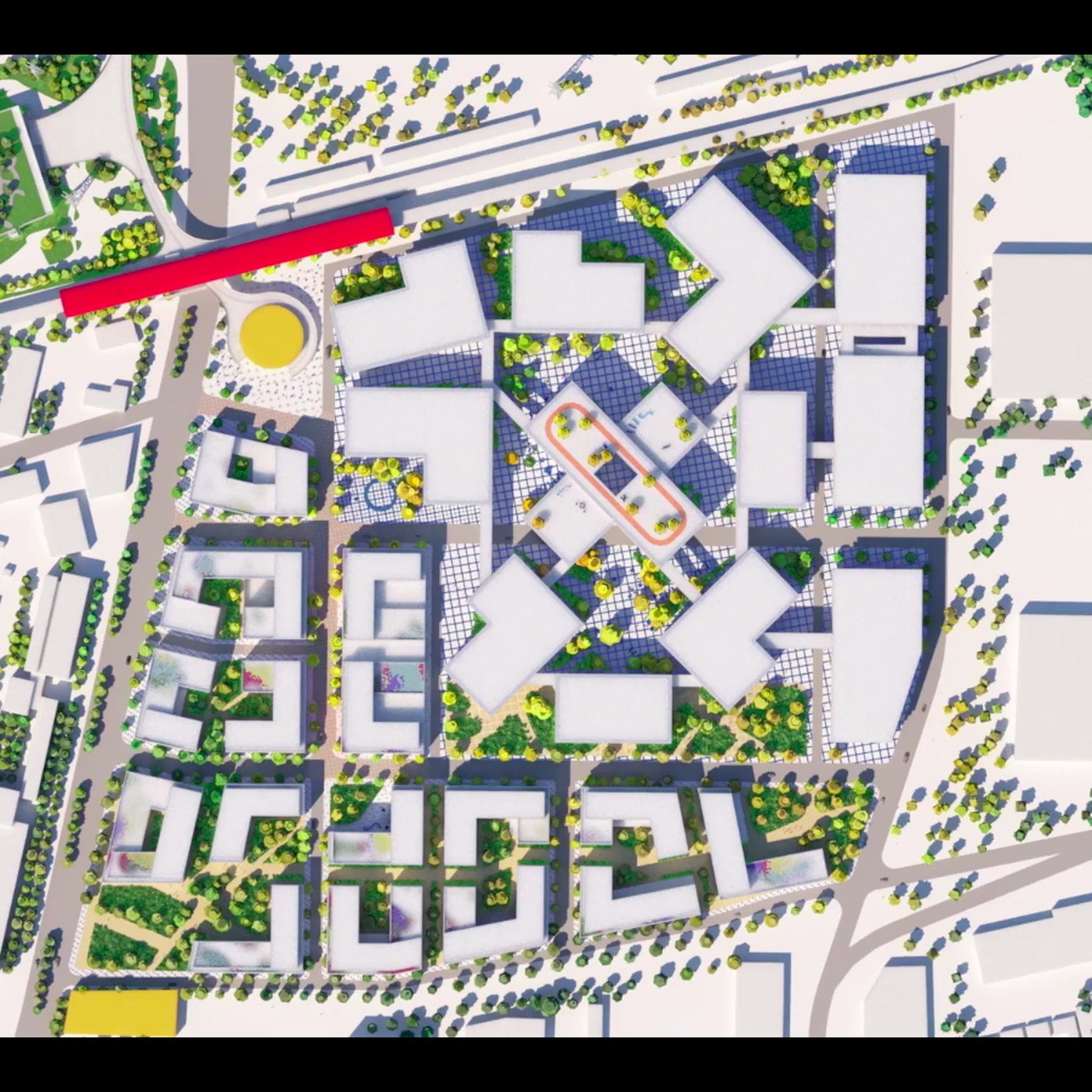 Facebook is building a new campus that includes 1,500 ...