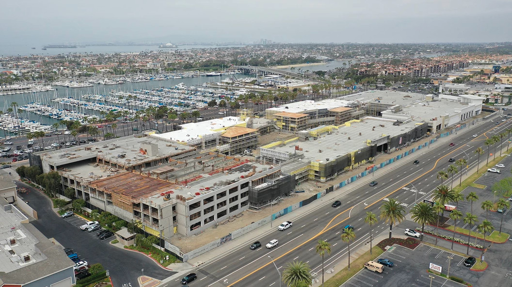 Tenants announced for Long Beach's new shopping mall at