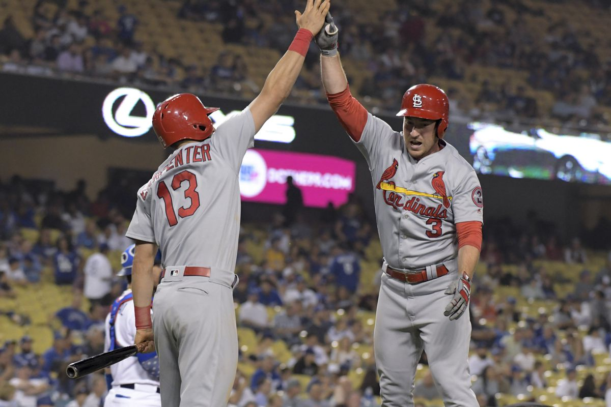 Cardinals spoil Kenley Jansen s return with 5-3 win over the Dodgers ... 7f88cacefac9
