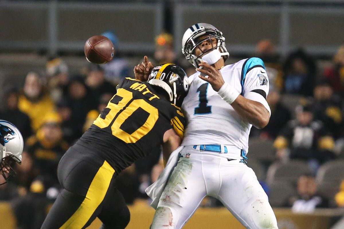 Final Score Steelers Dismantle The Panthers 52 21 In Prime