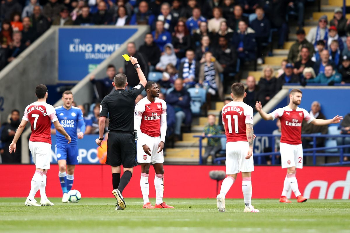 Leicester City v Arsenal FC - Premier League
