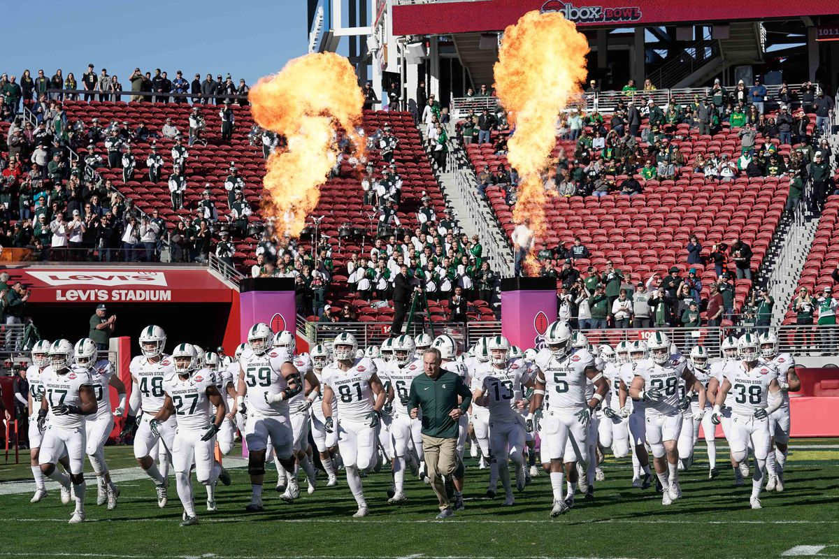 All 13 of Michigan State's 2018 football games, ranked by ...