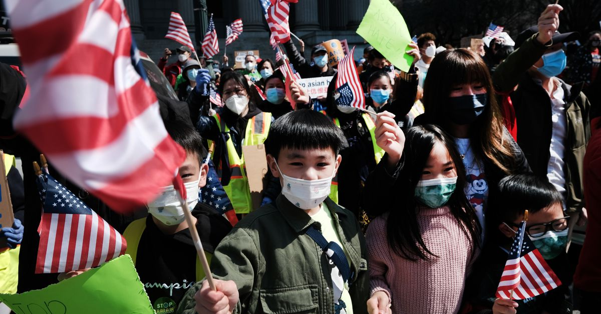 ny.chalkbeat.org: Anti-Asian racism overwhelmed me this year. So I started speaking out.